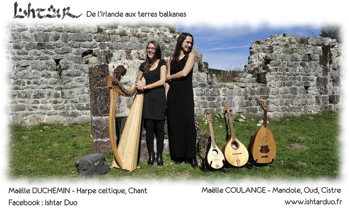 Journées du patrimoine 2017 - Concert du duo Ishtar