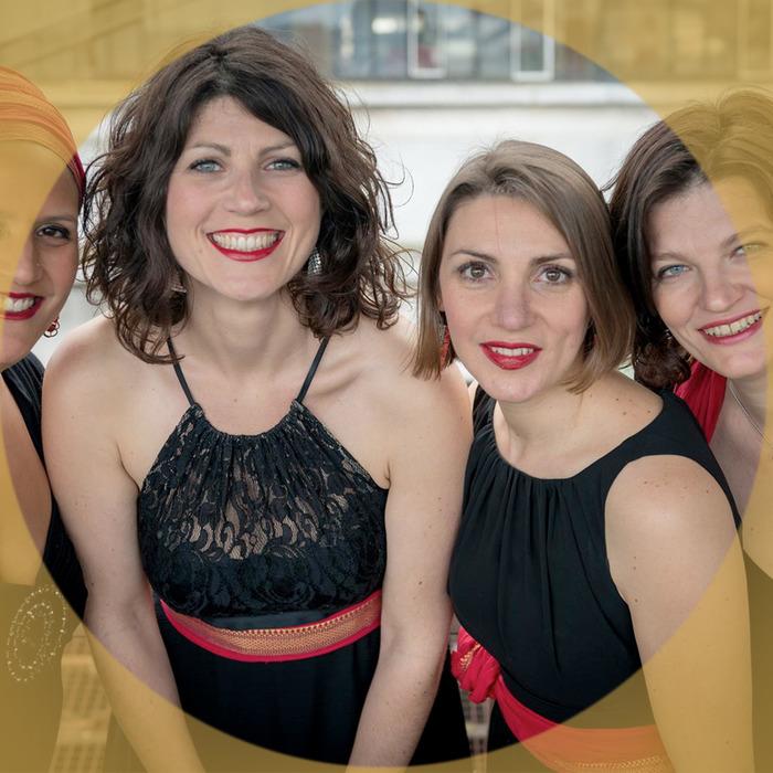 Journées du patrimoine 2018 - Festival l'esprit des pierres : Quatuor Méliades & Ensemble Beatus