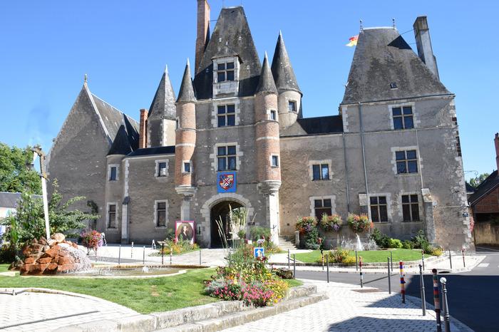 Crédits image : Mairie d'Aubigny-sur-Nère