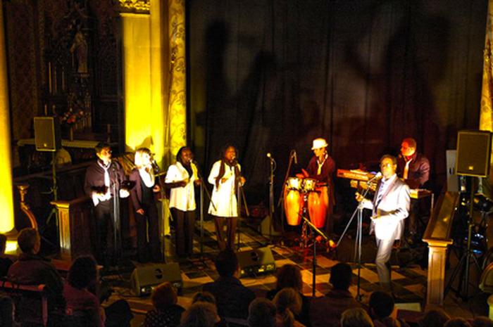 Journées du patrimoine 2018 - Concert du Jo Gospel Band