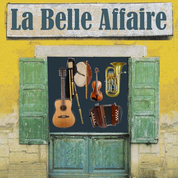 Concert duo La Belle Affaire