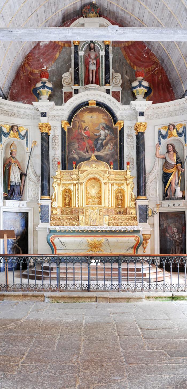 Journées du patrimoine 2018 - Concert et visite de la chapelle St-Golven