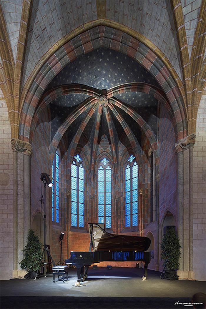 Journées du patrimoine 2018 - Concert de Piano aux Jacobins