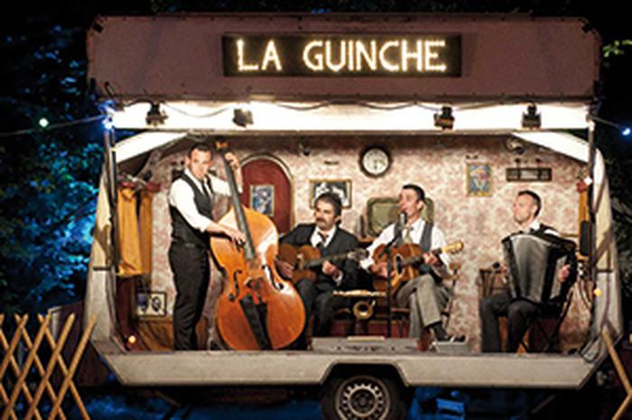 Journées du patrimoine 2018 - Concert de la Guinche