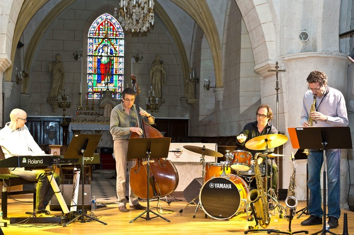 Concert hors les murs - École de musique Caux Estuaire