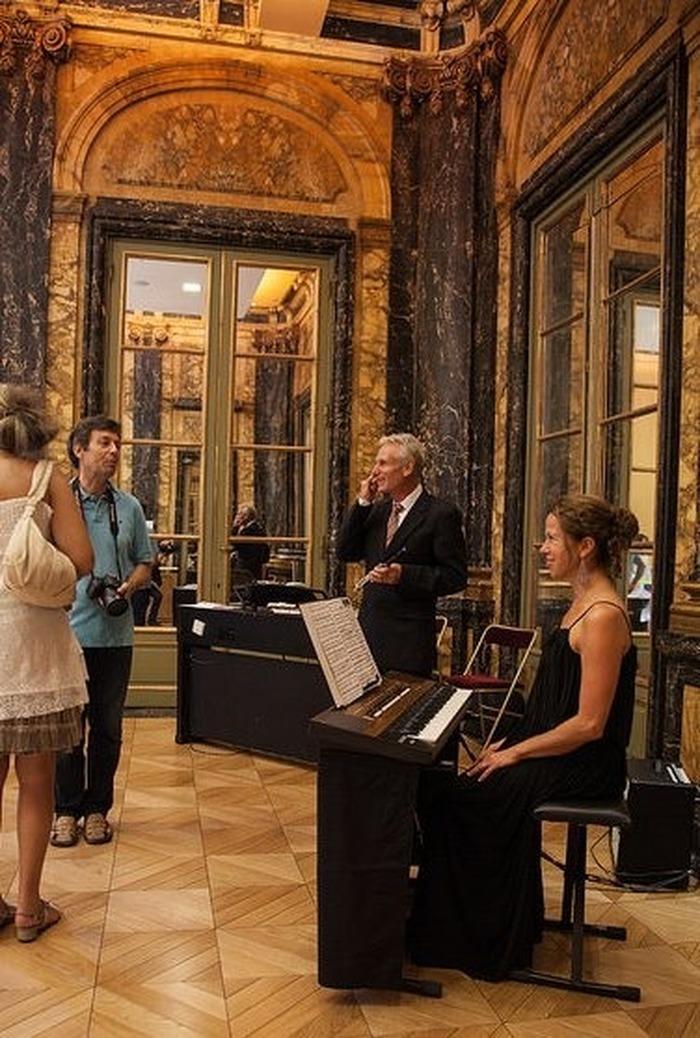Journées du patrimoine 2018 - Concert : Le plaisir de la musique à la Muette