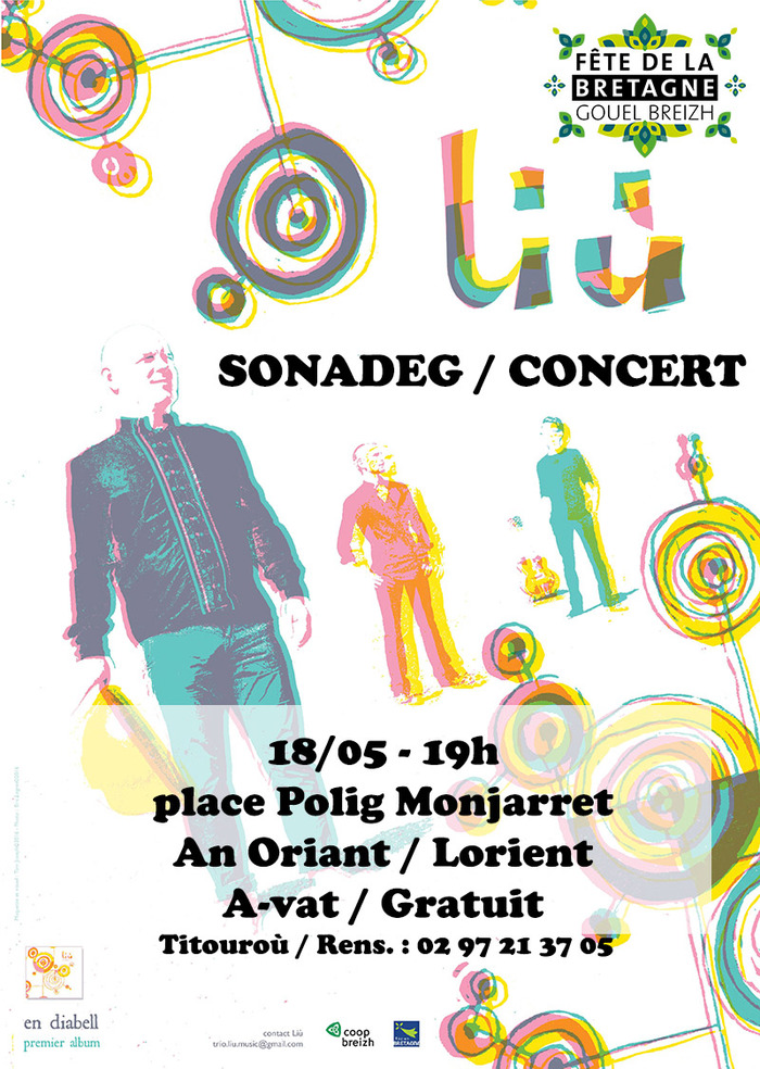 Entre chanson traditionnelle bretonne, maloya et blues malien, Liù en concert