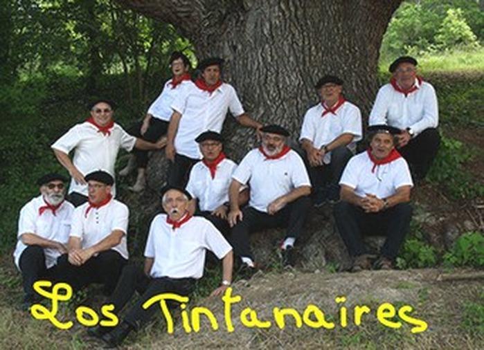 Journées du patrimoine 2018 - Concert : Los Tintanaires