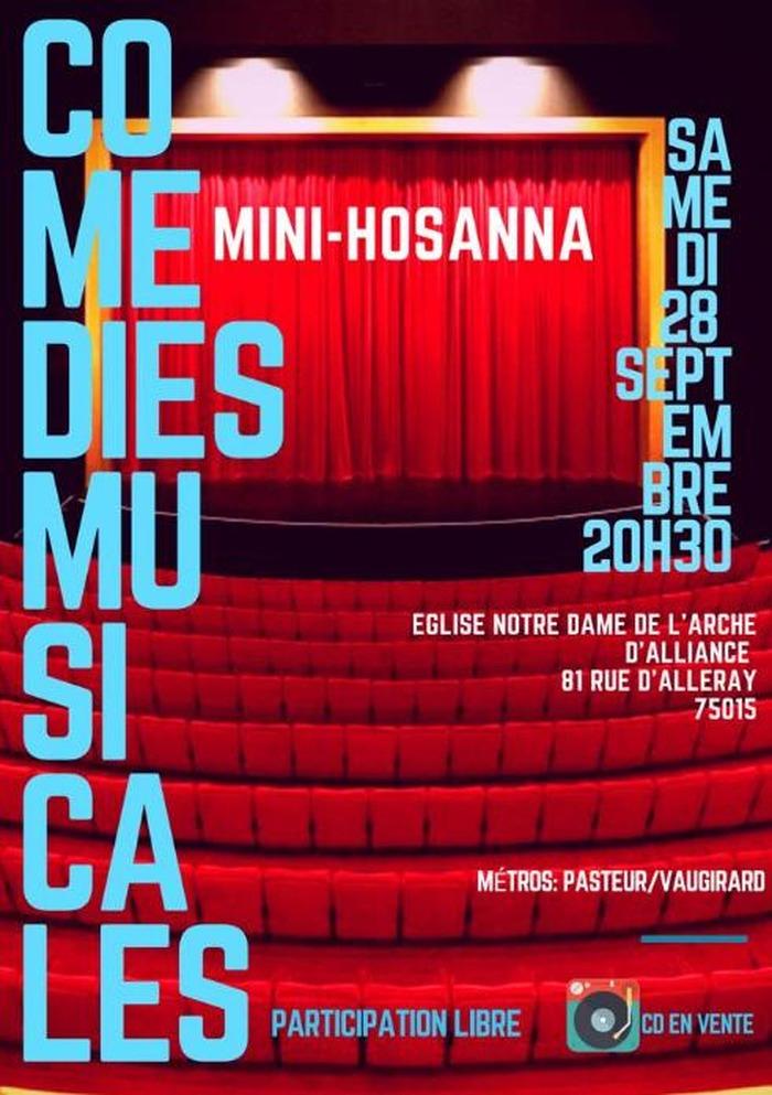 Concert Mini Hosanna