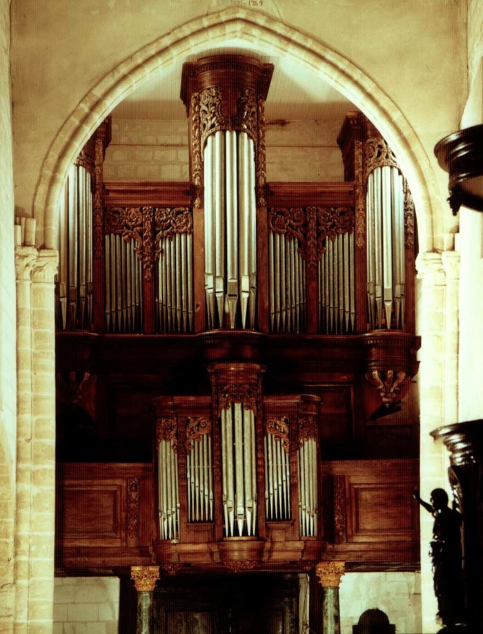Crédits image : Association orgue de Juvigny