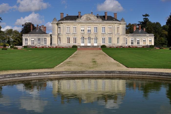 Journées du patrimoine 2017 - concert de l'ensemble amici mei au chateau de Craon à l'occasion des journées du patrimoine