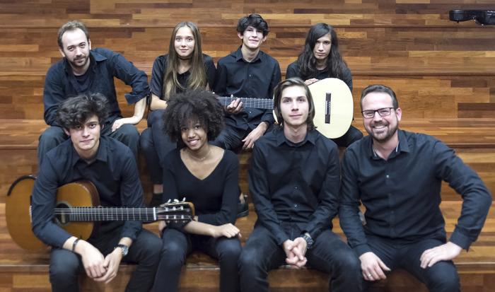 Journées du patrimoine 2018 - Concert « Patrimoine aux couleurs guitare »