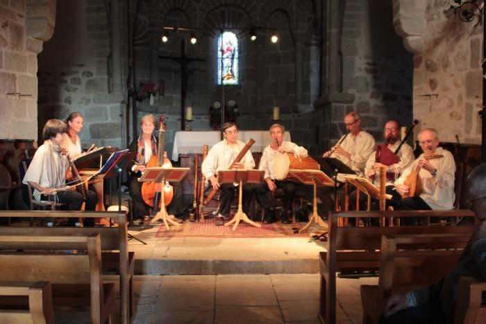 Journées du patrimoine 2017 - Concert pédagogique Médiéval et Renaissance