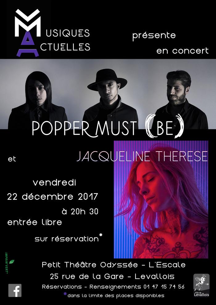Concert Popper Must (Be) et Jacqueline Thérèse