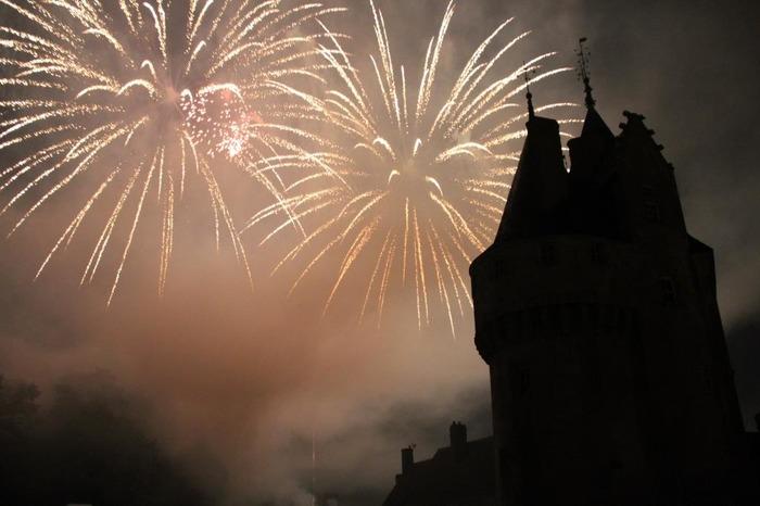 Journées du patrimoine 2018 - Concert pyrotechnique