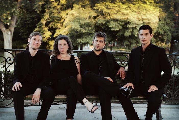 Concert Quatuor Anches Hantées