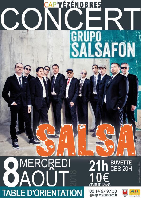 Concert Salsa