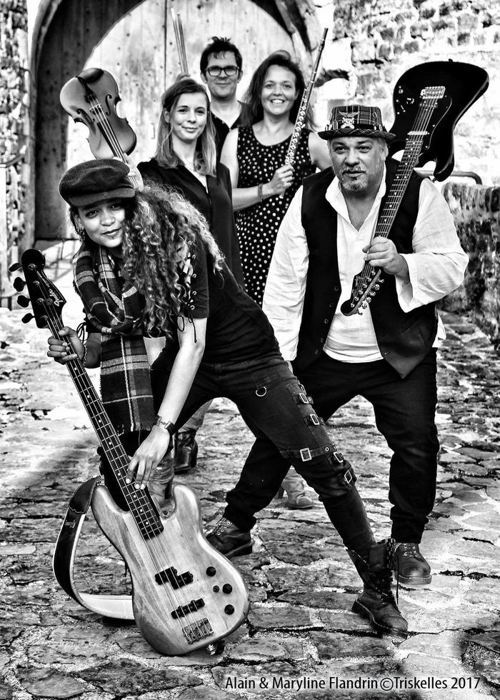Journées du patrimoine 2018 - Concert du groupe Triskelles