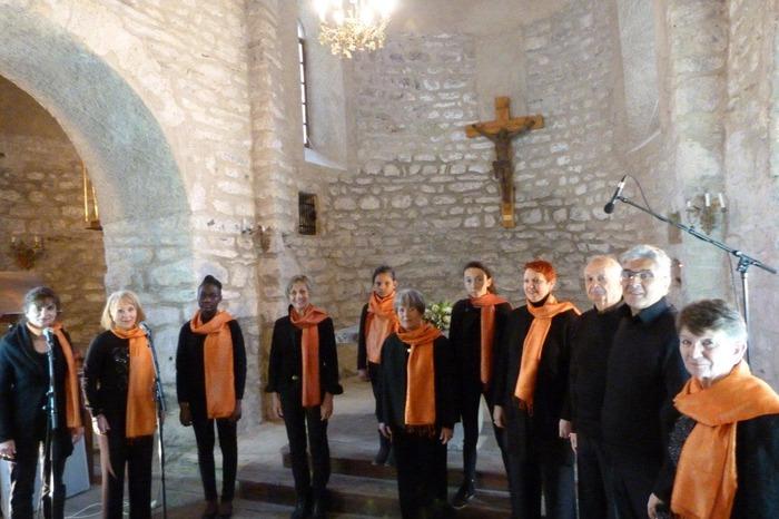 Journées du patrimoine 2017 - Concert Vocal Polyphonie du 16ème siècle à nos jours chants sacrés et profanes