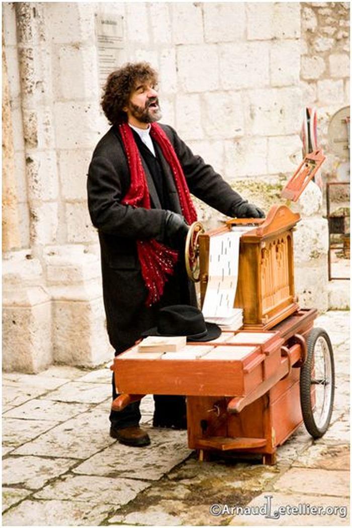 Journées du patrimoine 2017 - Concert voix et orgues à manivelle