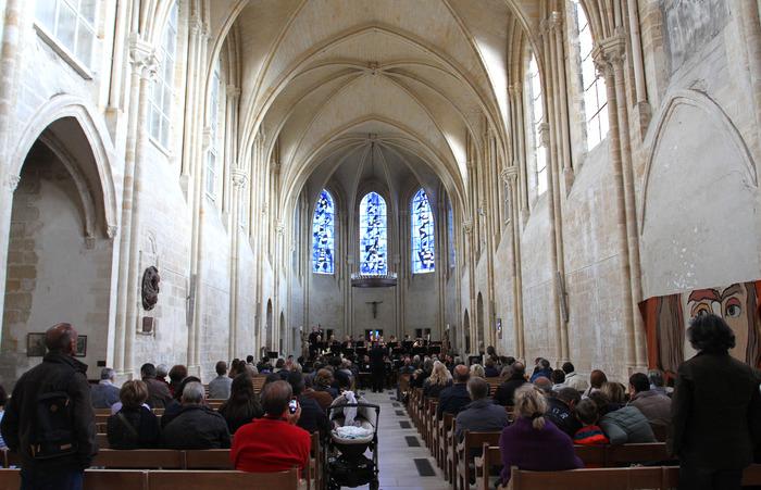 Journées du patrimoine 2018 - Concert du big band de jazz du conservatoire municipal de la ville de Senlis