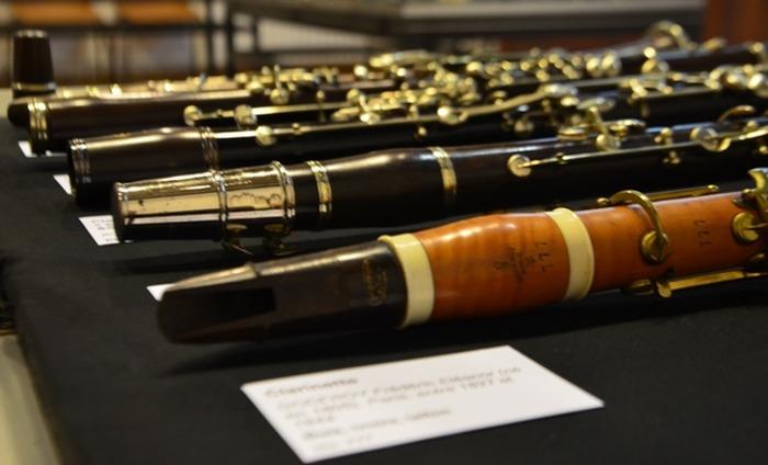 Crédits image : Musée des instruments à vent