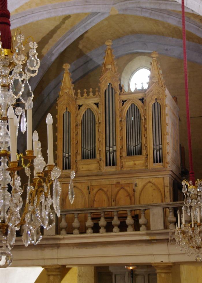 Journées du patrimoine 2018 - Concert à l'Église Saint-Michel