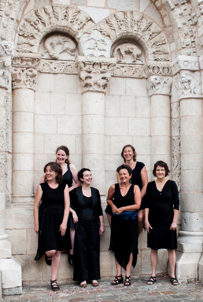 Journées du patrimoine 2018 - Assistez à un concert de polyphonies médiévales à Ambleville