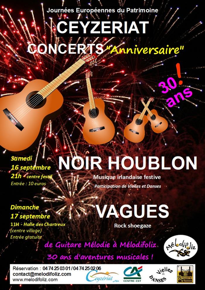 Journées du patrimoine 2017 - Concerts
