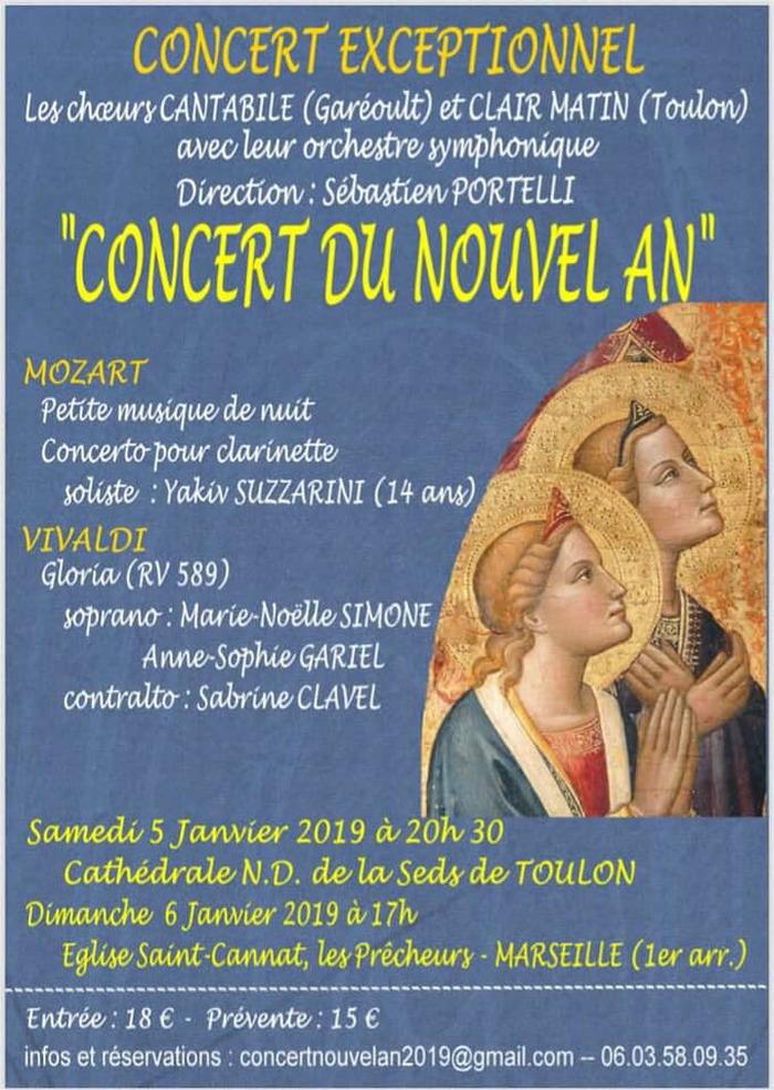 Concerts du Nouvel an
