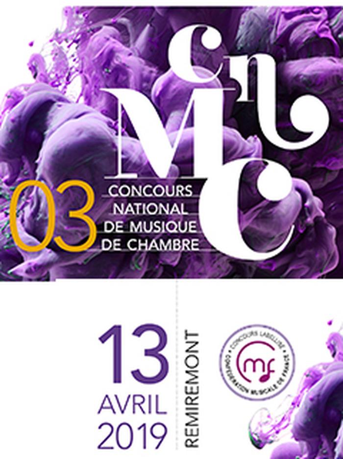 Concours national de musique de chambre de Remiremont