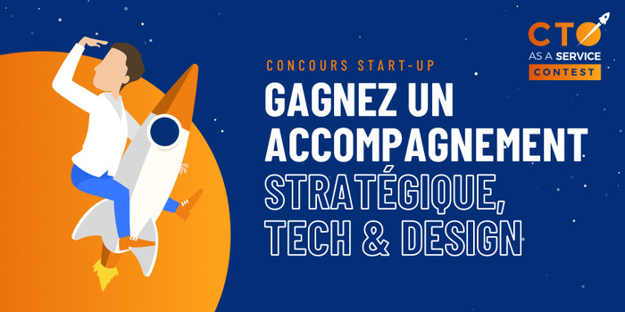 Concours start-up CTO as a Service Contest