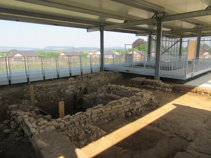 Journées du patrimoine 2018 - « Vie, oubli et renaissance de la villa romaine de Bulgnéville »