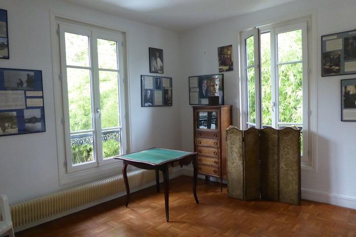 Journées du patrimoine 2017 - Conférence dans la Maison du philosophe Alain