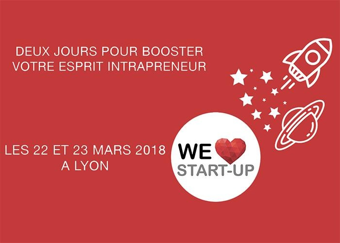 Conférence de Presse : Lancement We Love Start-Up
