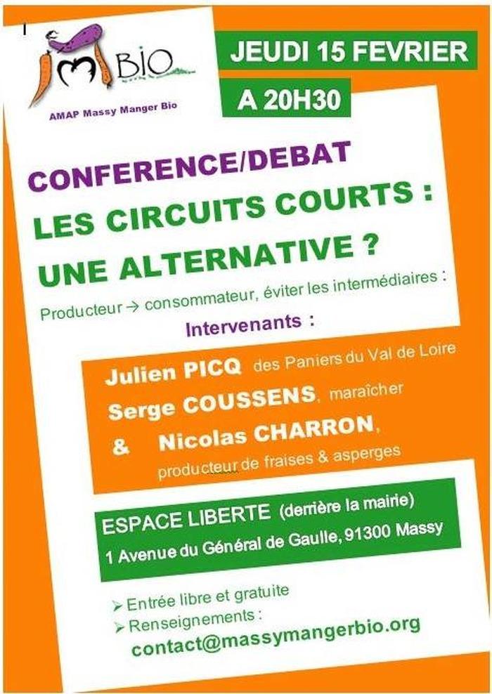 Conférence débat : Circuit court, une alternative ?