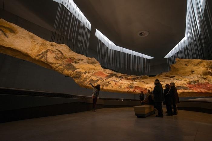 Journées du patrimoine 2018 - Visite, démonstration et conférence au Centre International de l'Art Pariétal de Montignac