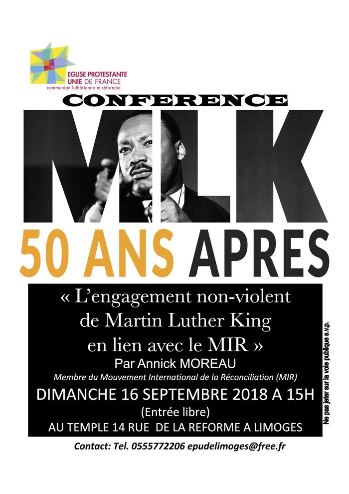 Journées du patrimoine 2018 - Conférence