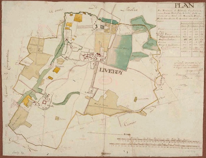 Journées du patrimoine 2018 - Conférence : l'histoire du village de Liverdy-en-Brie