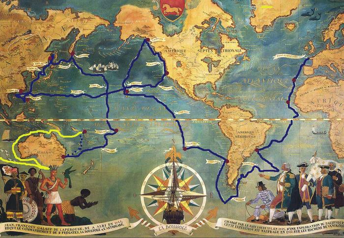 Journées du patrimoine 2018 - Conférence « Le voyage de Lapérouse »