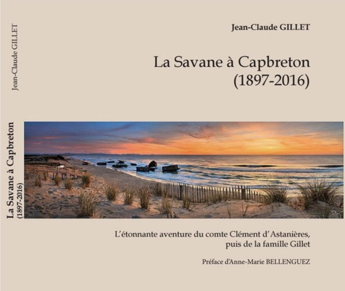 """Journées du patrimoine 2018 - Conférence par M. Jean-Claude Gillet : présentation de son ouvrage """"La Savane à Capbreton"""""""