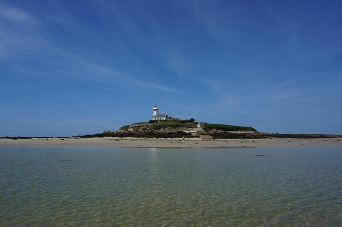 Journées du patrimoine 2018 - Conférence-promenade autour de l'île Wrac'h et de sa maison-phare.