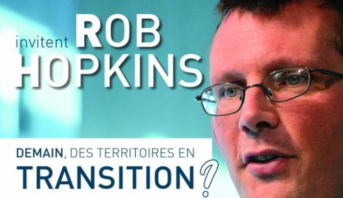 Conférence Sans Transition! Bretagne : Rob HOPKINS -