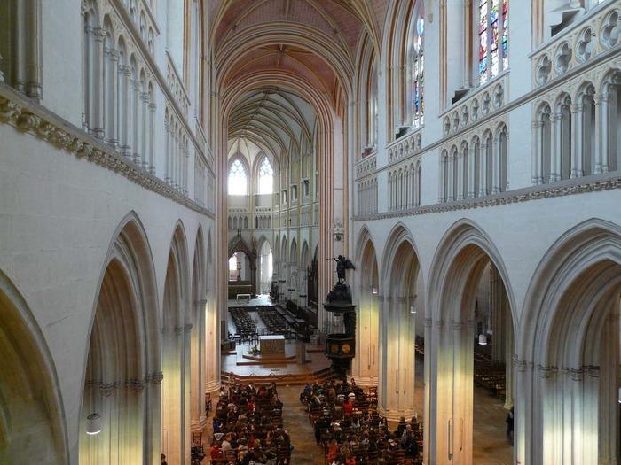 Journées du patrimoine 2018 - Conférence sur la restauration de la cathédrale