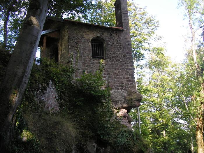 Journées du patrimoine 2018 - Conférence sur le château de Bruyères