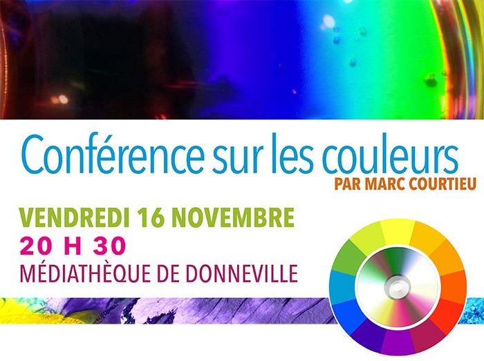 Conférence sur les couleurs