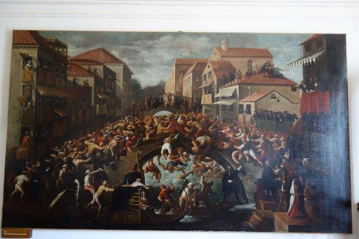Journées du patrimoine 2018 - Conférence sur les tableaux de la collection Fesch