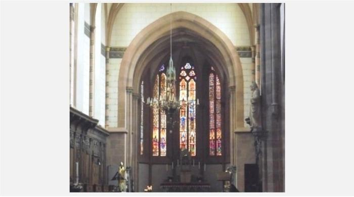 Journées du patrimoine 2018 - Conférence à la Collégiale Saint-Florent