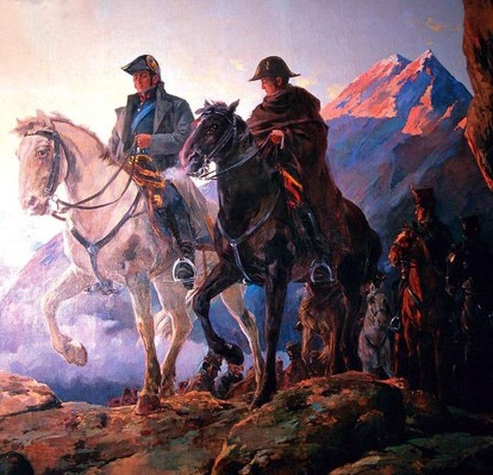 Journées du patrimoine 2017 - Conférences Historiques sur le Général San Martín et la traversée des Andes