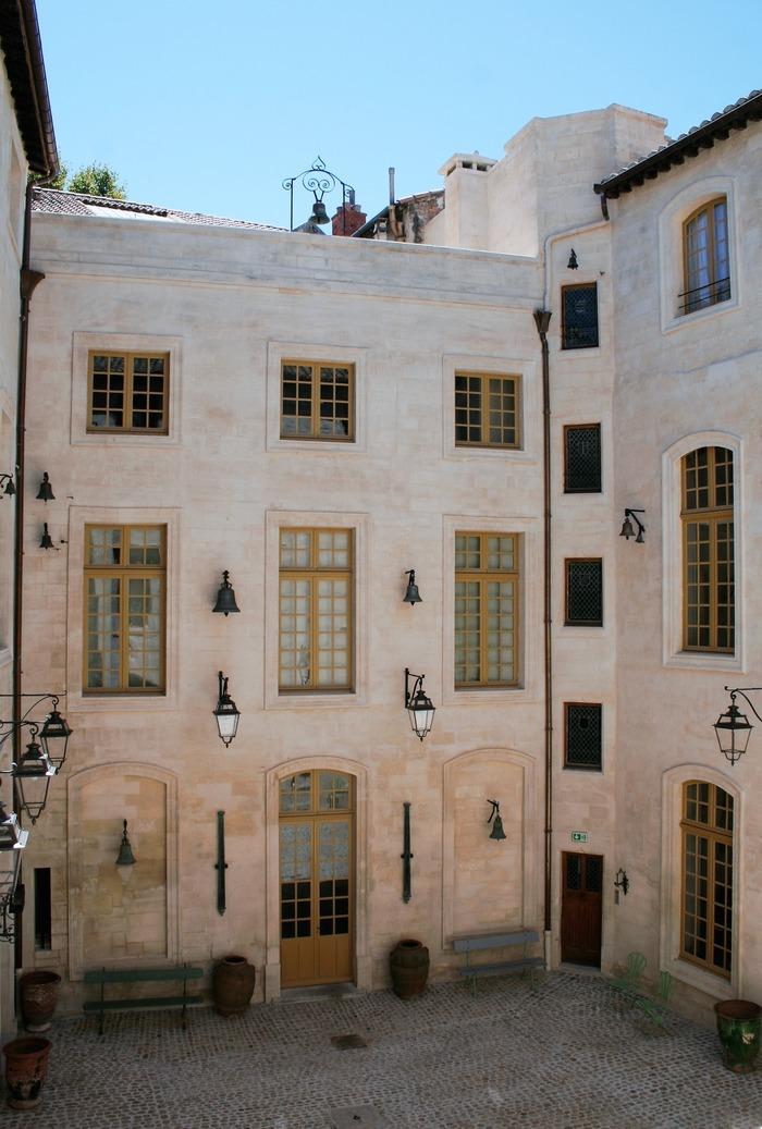 Crédits image : Floriane BONZI - Stagiaire au Palais du Roure - Ville d'Avignon